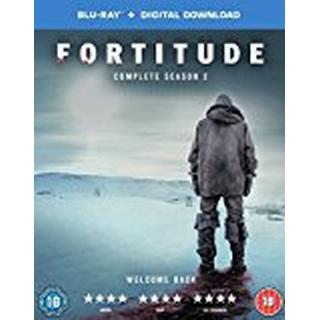 Fortitude - Season 2 [Blu-ray + Digital Download] [2017]